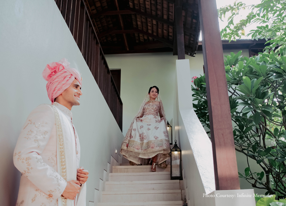 Joyreeta and Aseem, The Palayana Hua Hin, Thailand