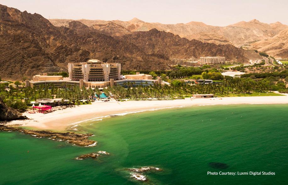 Al Bustan Palace, A Ritz-Carlton Hotel – Oman