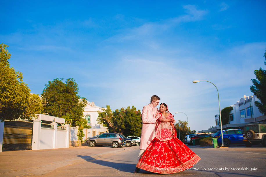 Nikita and Gilles, Muscat, Oman