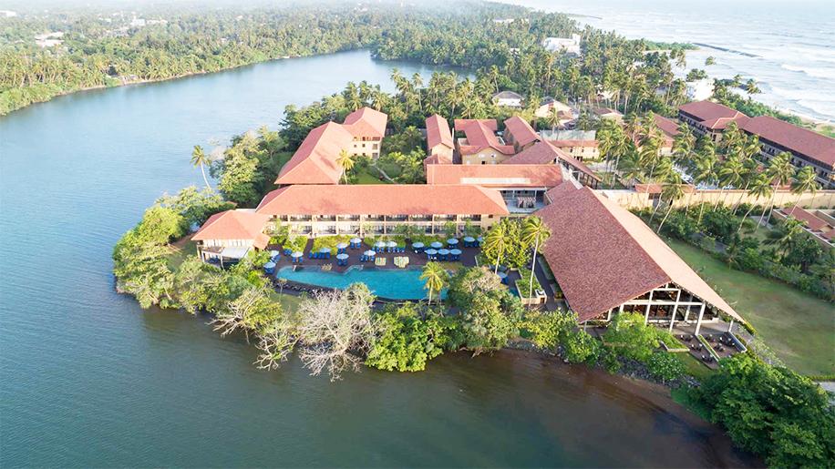 Shikha and Tanay, Anantara Kalutara Resort, Sri Lanka