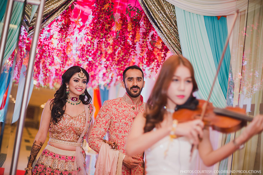 Vishal and Urmi, Sheraton Hua Hin Resort & Spa, Thailand