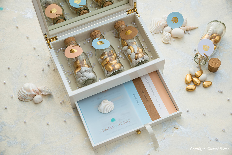 Beach Wedding Invitations We Love