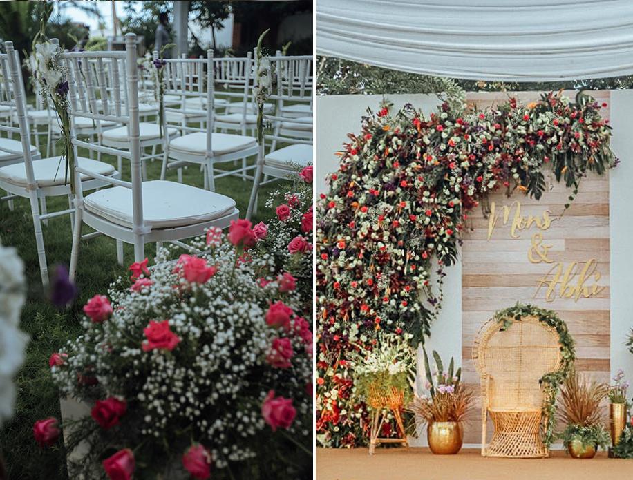 Top 21 Enchanting Decor Ideas For An Intimate Wedding Celebration Weddingsutra