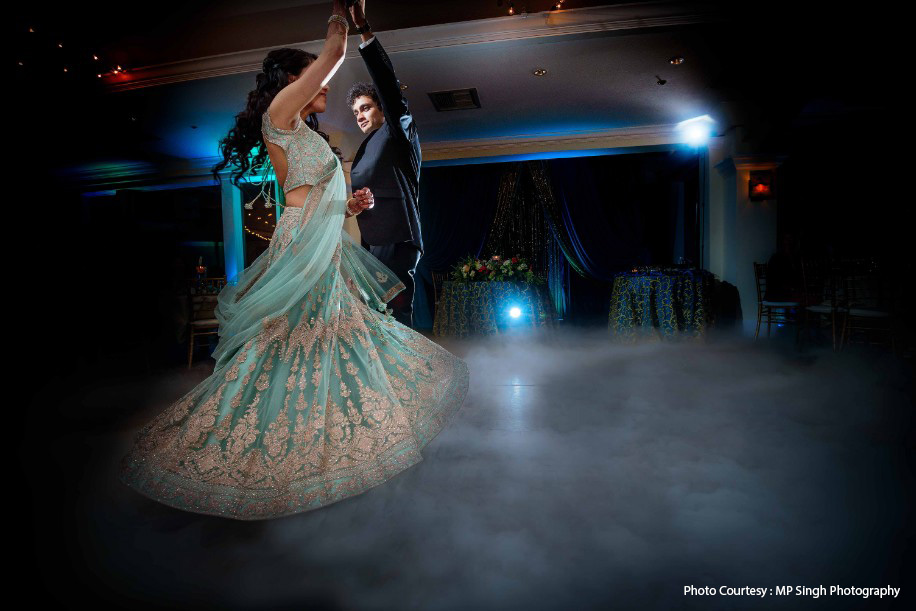 Tanmayee and Aditya, California, USA