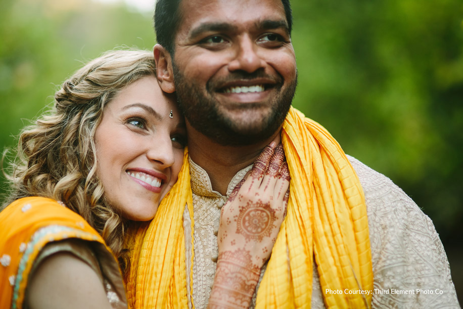 Adrienne and Gaurav, US
