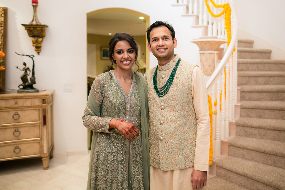 Natasha and Bhavesh, Monarch Beach Resort, California