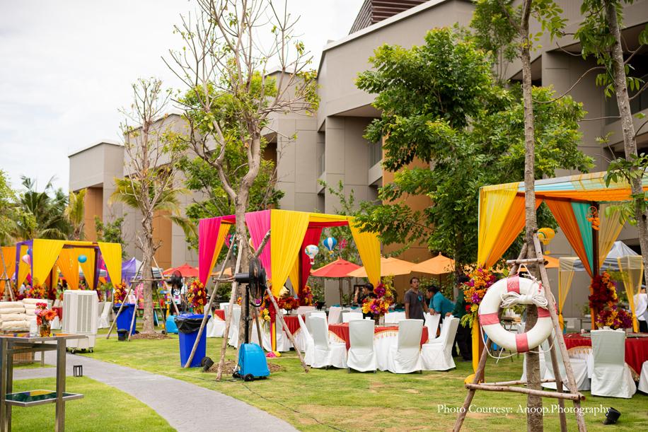 Karishma and Gautam, Avani+Hua Hin Resort