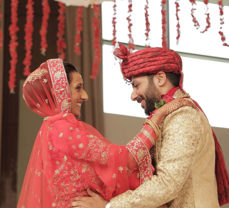 Kuldeep and Vinay | Ajman | UAE Weddings | WeddingSutra