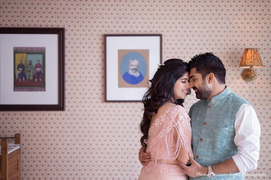 Megha Israni and Yash Bhatia