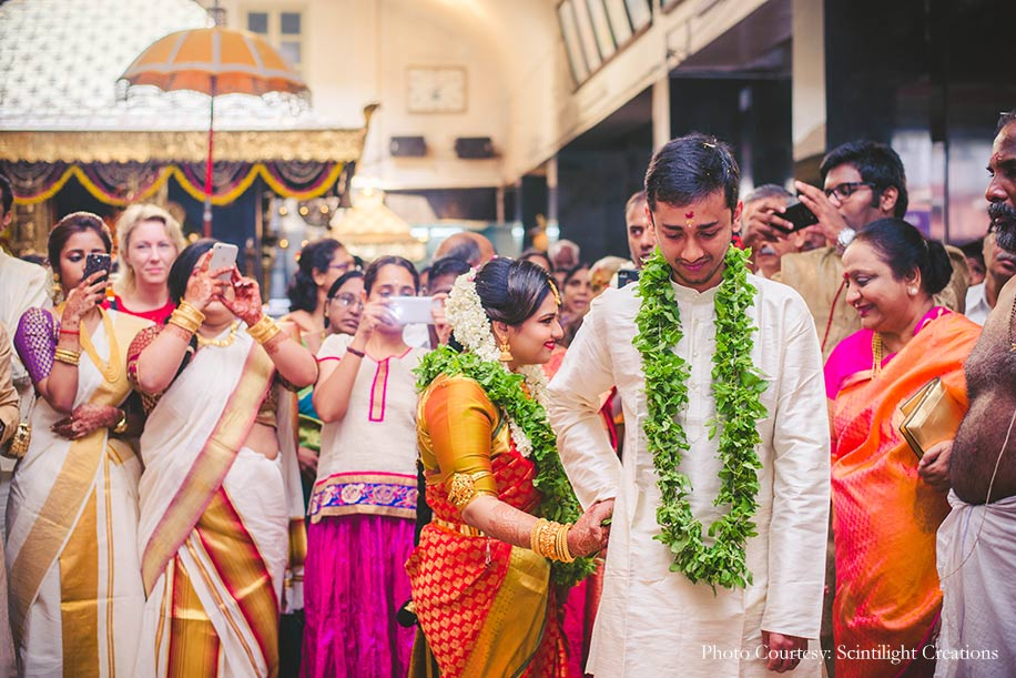 Neha and Antariksh, Chennai