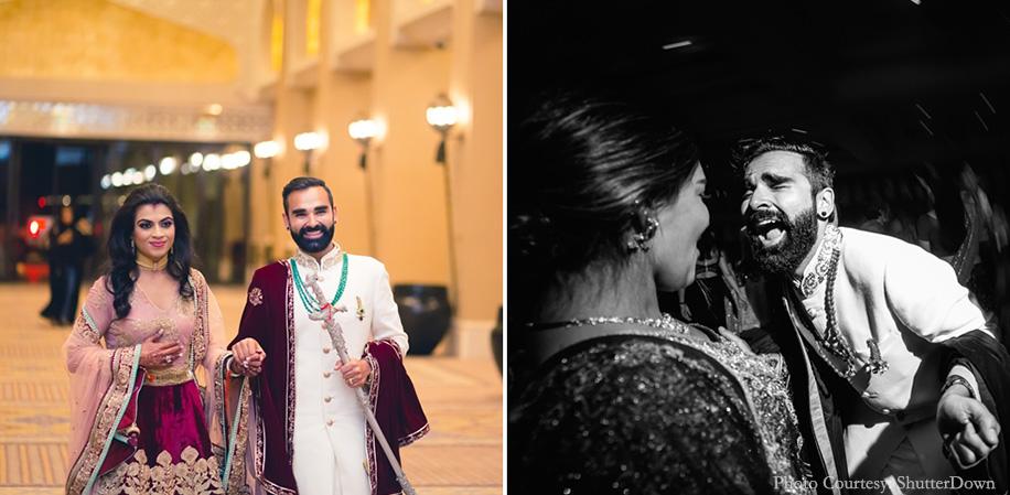 Pankhuri and Nikhil, Madinat Jumeirah, Dubai