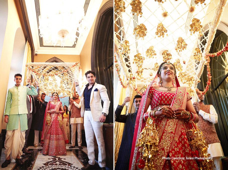 Roshni And Dhruv Taj Mahal Palace Hotel Mumbai Weddings