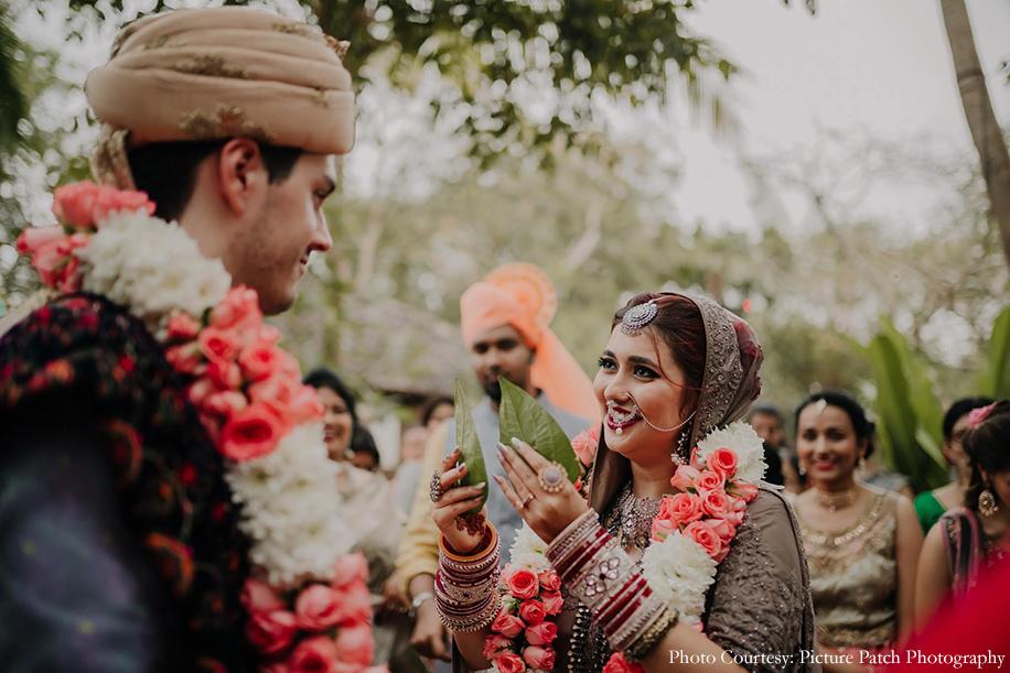 Sinjoini and Justin, Nilaya Hermitage, Goa