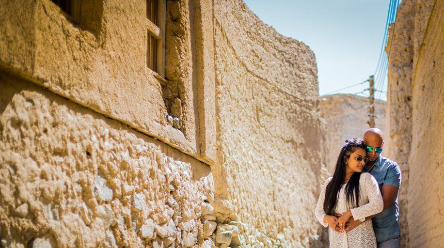 Pre-Wedding Shoot In Oman