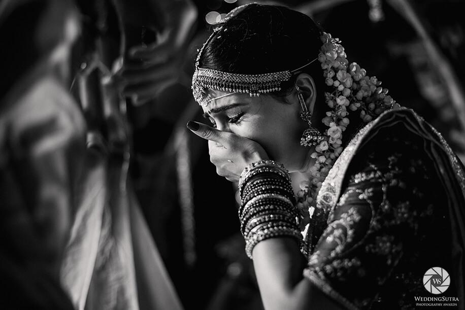Bridal Portrait by Allen Joseph - WeddingSutra Photography Awards 2018