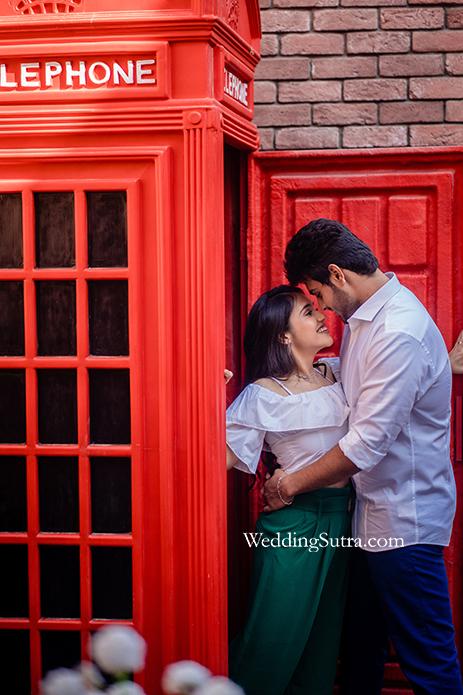 Karuna and Dhrumil's Platinum Day Of Love